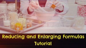 Reducing and Enlarging Formulas