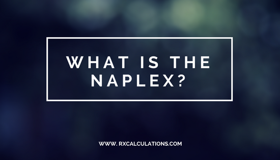 what is the naplex_rxcalculations