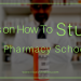 4 Tips on How to study in pharmacy school