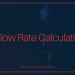 IV Flow Rate Calculations